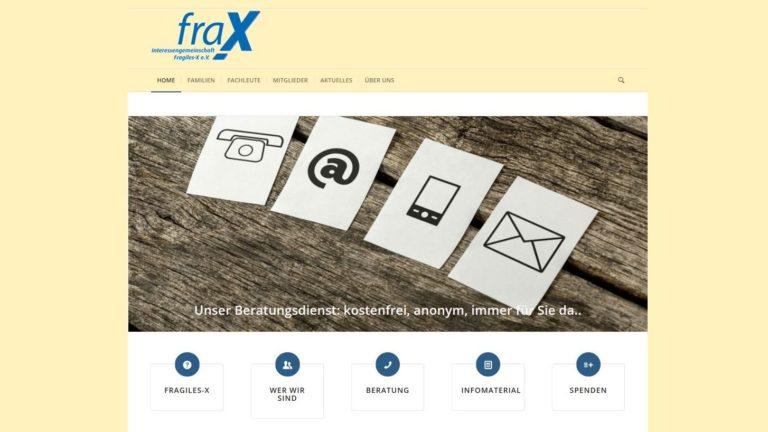 Wir sind dabei! Beim Fragiles-X-Seminar in Bad Salzdetfurth!